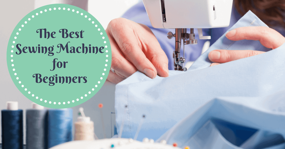 Best sewing machine for beginners starter basic