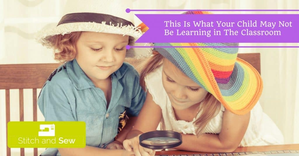 This Is What Your Child May Not Be Learning in The Classroom